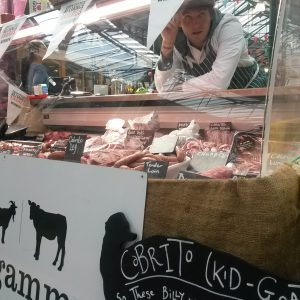 St. Georges Market goat meat observer cabrito food trends 2015