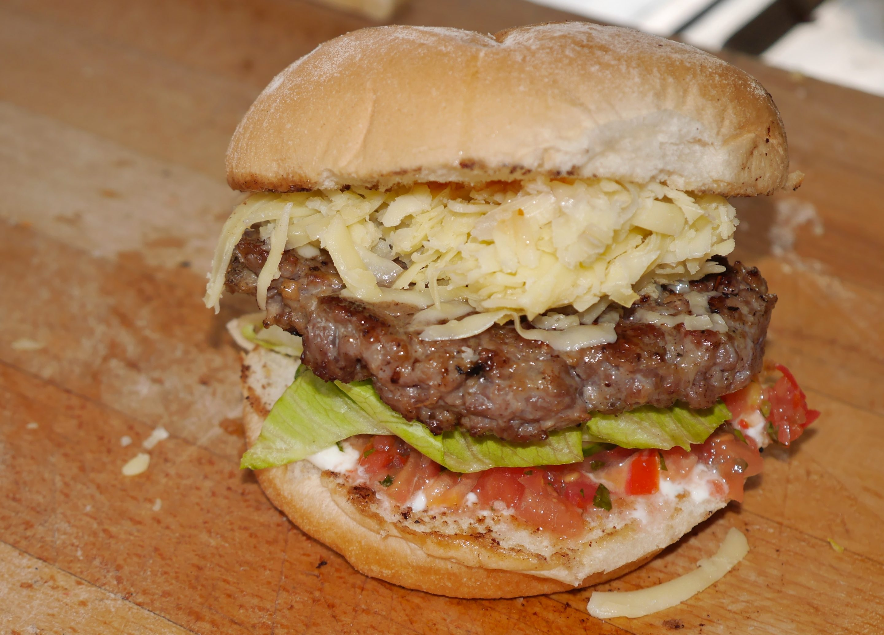 10 Steps to make the Best Billy Burger ever!