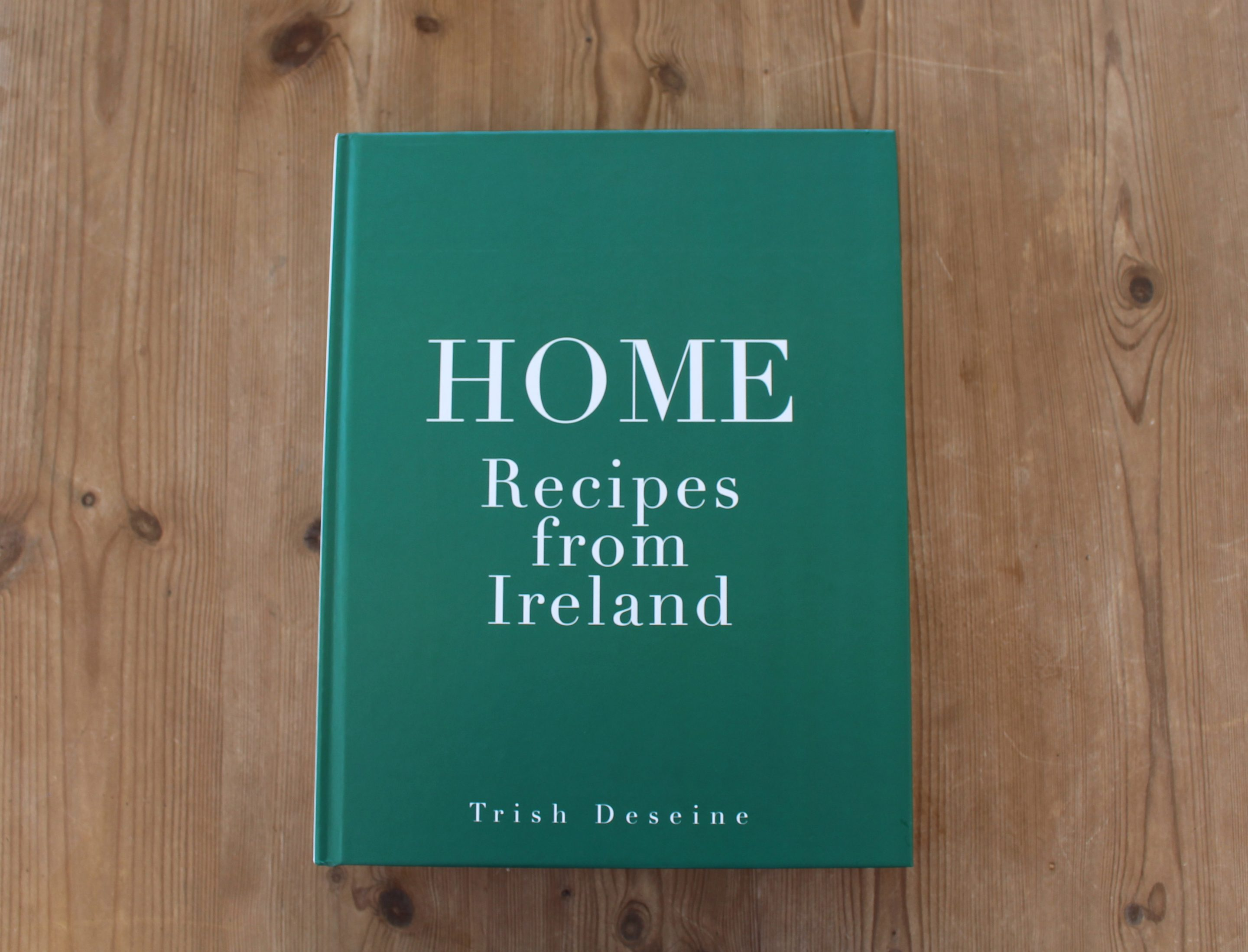 A peak inside Home by Trish Deseine-featuring Broughgammon!