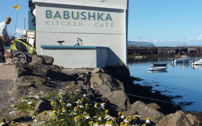 Bacon, Coffee and our Favourite Cafe in Northern Ireland-Chat with Babushka
