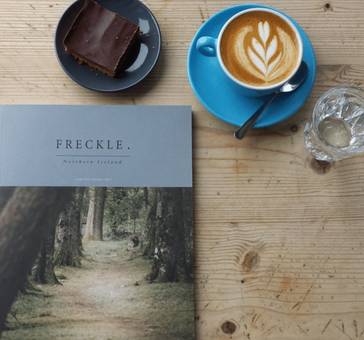 best coffee nothern ireland babushka freckle magazine