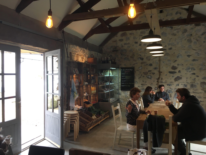 farm shop cafe northern ireland