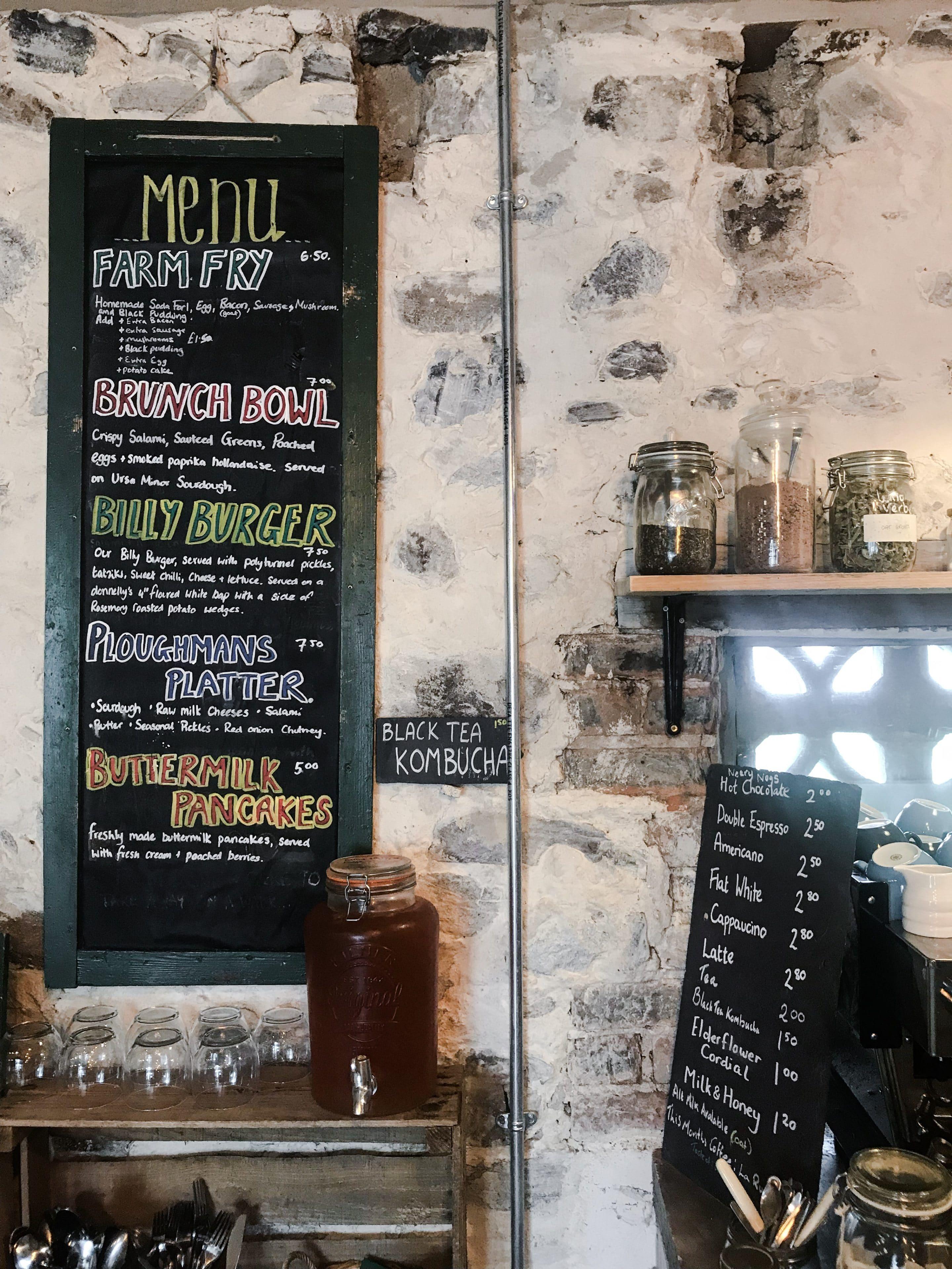 broughgammon farm shop cafe north coast northern ireland causeway ballycastle
